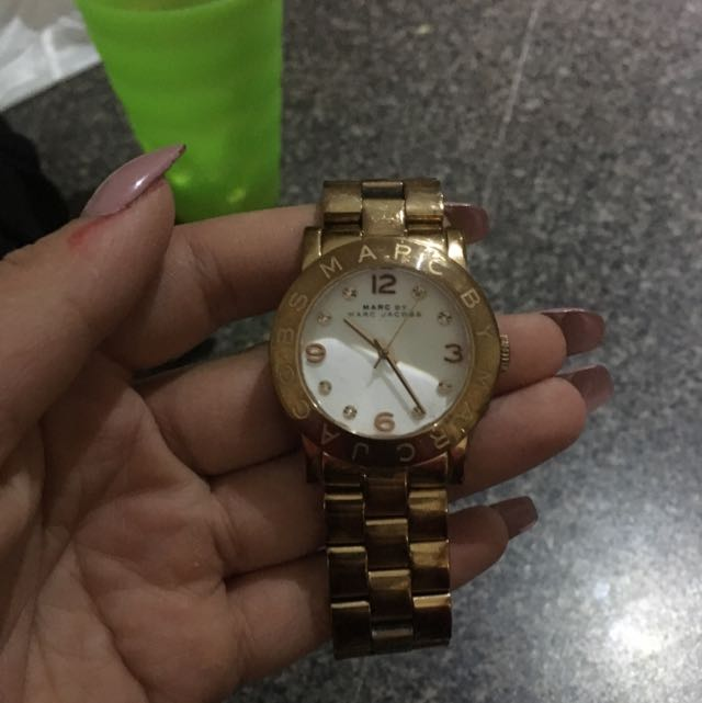 Marc Jacobs Watch Authentic