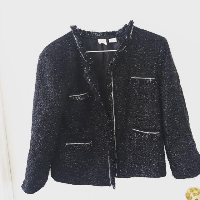 Mendocino Tweed Jacket