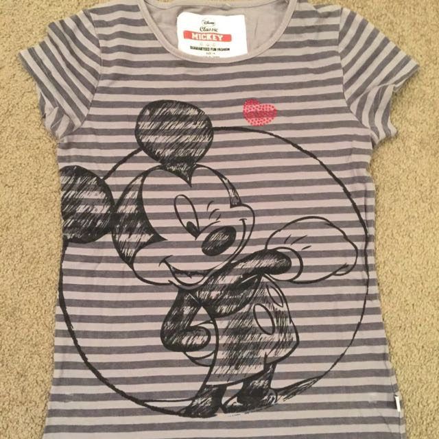 Mickey's Mouse T-shirt