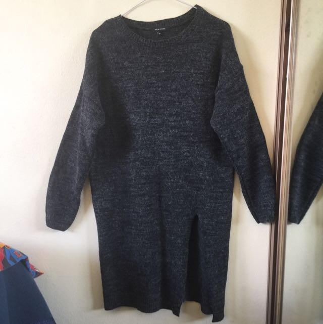 """New Look """"Knitted Oversize Dress"""""""