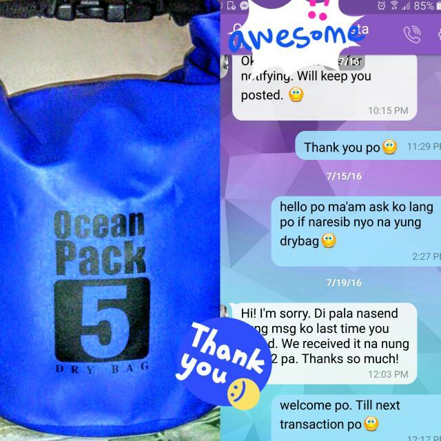 Ocean Pack Waterproof Drybag