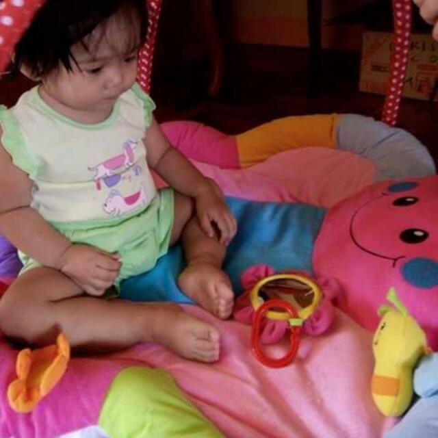 Play Gym For Baby Girl