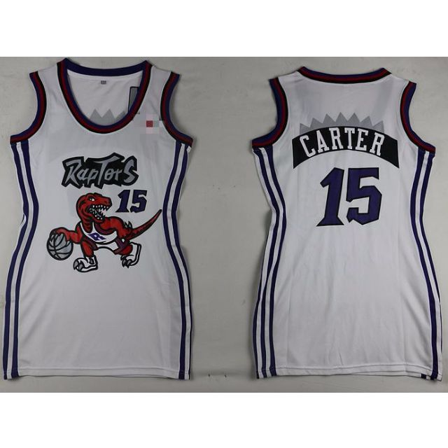 timeless design 8198e a1954 [PO] NBA Toronto Raptors Female Vince Carter Female Jersey