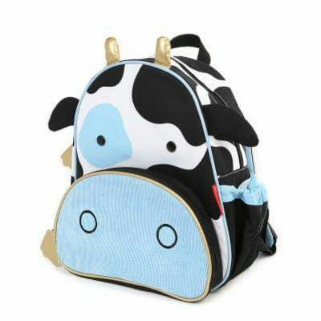 SkipHop Zoopack Cow