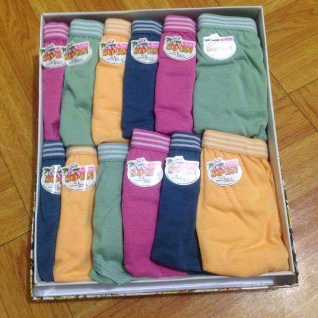 Soen Underwear