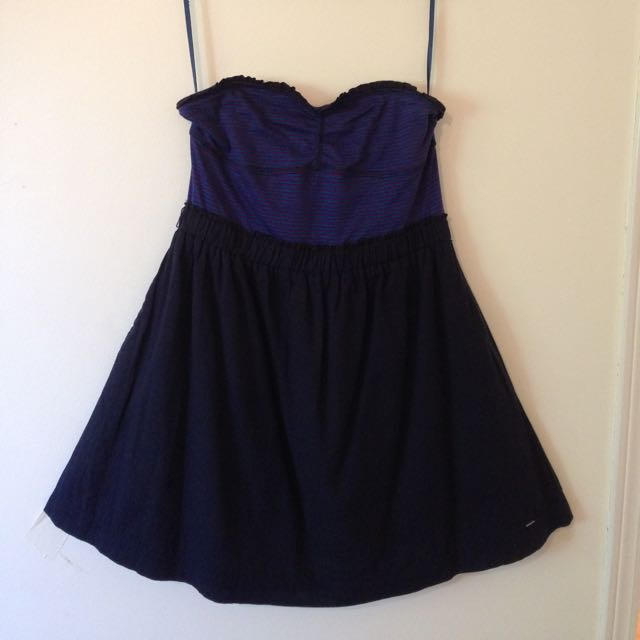 Strapless Summer Dress (Garage)