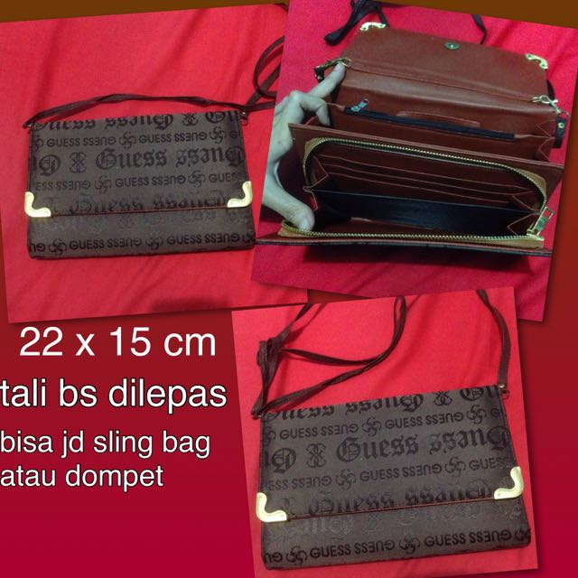 Tas Dompet Guess
