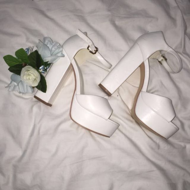 White Heels *on hold*