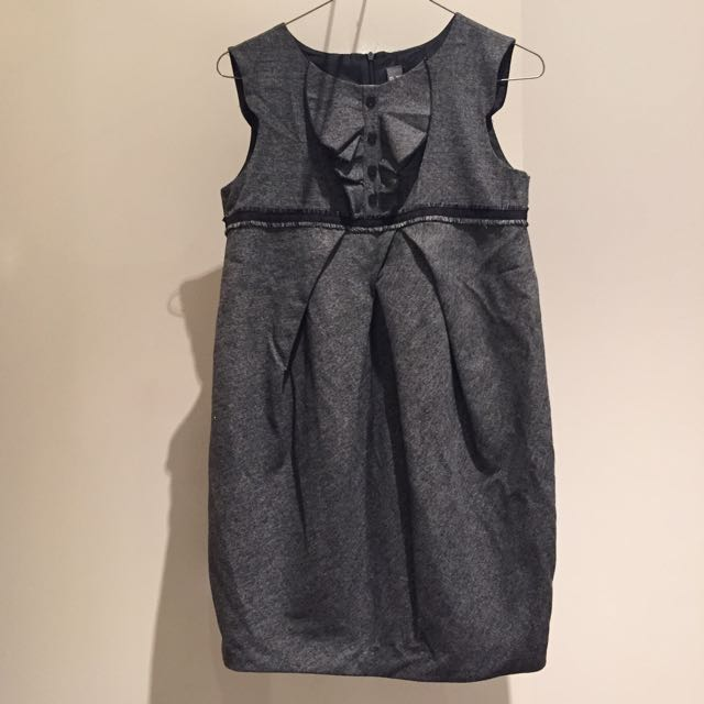 Zara Grey Dress Size XS