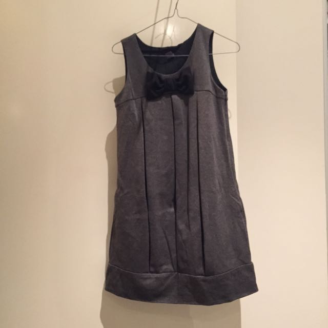 Zara Grey Dress Size XS - S