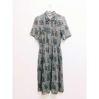 日製古著洋裝