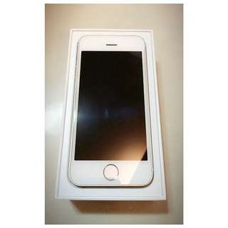 iPhone 5s 32G 金色