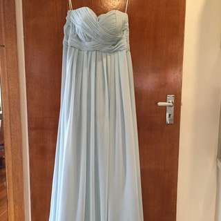 Bridesmaids Dressed X2, 1x Size 8, 1x Size 14
