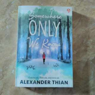 Somewhere Only We Know By Alexander Thian @Amrazing