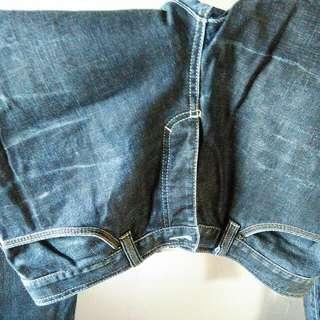 Men 34 Topman Jeans X2