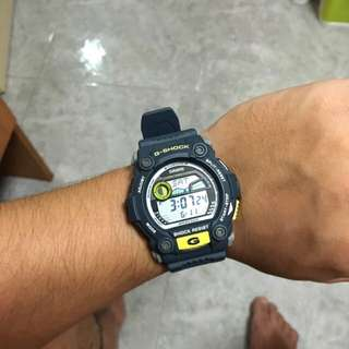 Navy Blue Gshock