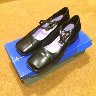 Black Hishine Royale Dress Shoes