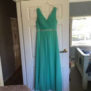 Beautiful Bridesmaid Gown