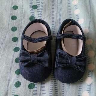 全新女嬰鞋