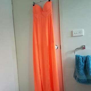 Angel Biba Neon Dress