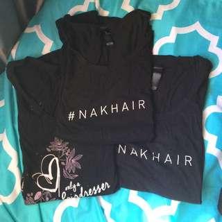 Nak T-shirts