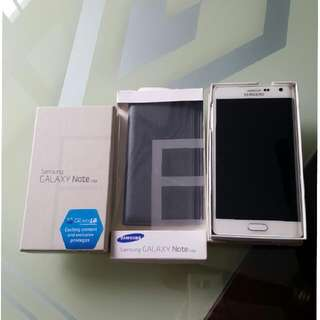 Samsung note Edge White 32gb