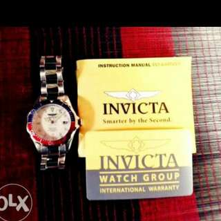 INVICTA wrist watch