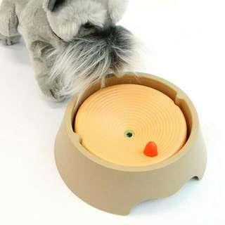 ☆寶貝物語☆ 寵物水碗 寵物喝水防濺碗/防嗆碗 狗碗狗盆猫碗用品