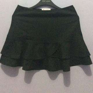 Colorbox mini skirt