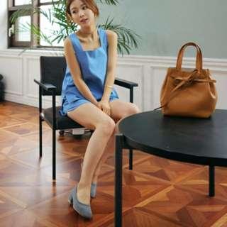 🚚 韓國氣質中跟女鞋