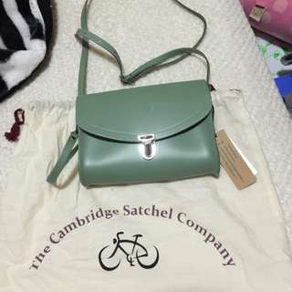 (Reduced $160) Authentic Cambridge Satchel Crossbody