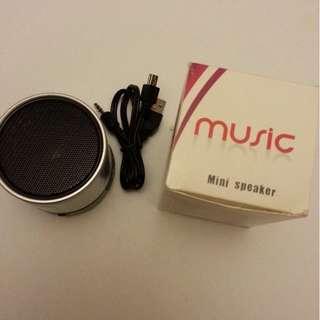 Bluetooth Mini Speaker - BNIB