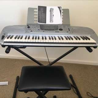 Ashion AK400 Keyboard