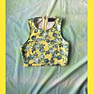 MINKPINK FLOWER TOP