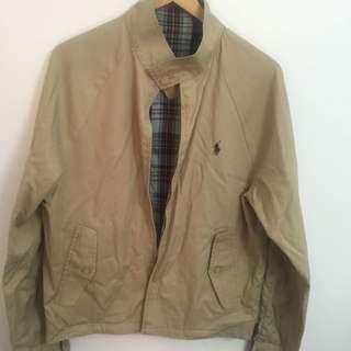 Reversible Beige Ralph Lauren Coat