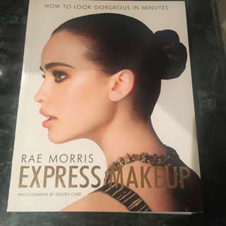 Rae Morris Express Makeup