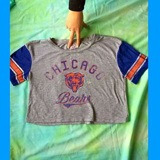 NRL CHICAGO BEARS SHORT TOP