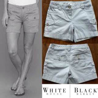 WHBM Short Light Grey