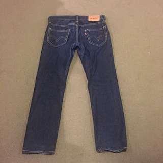 LEVI'S Man jeans