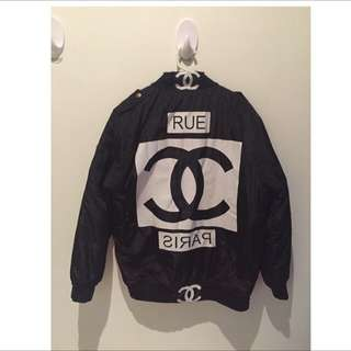 Chanel Bomber Jacket