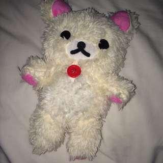 iPhone 4 teddy case