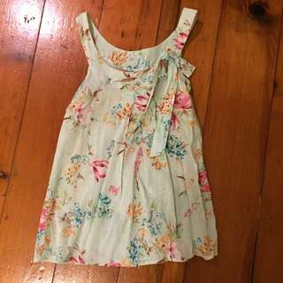 Summery Top Size 8