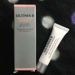 Ultima ll Pro collagen Extrema Day Lotion
