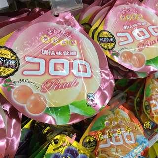 🇯🇵連線ing👉🏻UHA 味覺軟糖-水蜜桃口味