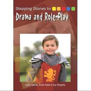 Stepping Stones To Drama And Role Play
