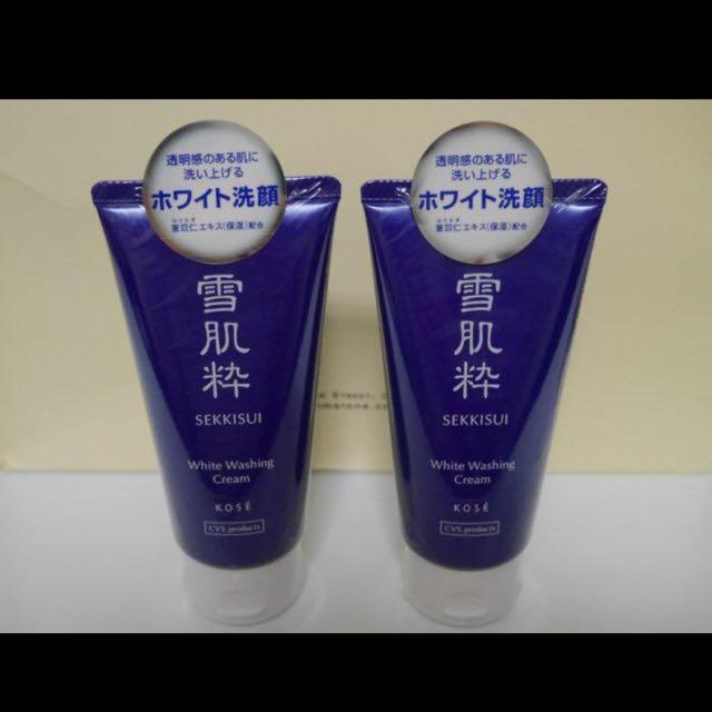 (現貨)日本雪肌粹洗面乳