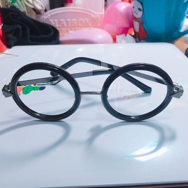 復古圓眼鏡👓 眼鏡框