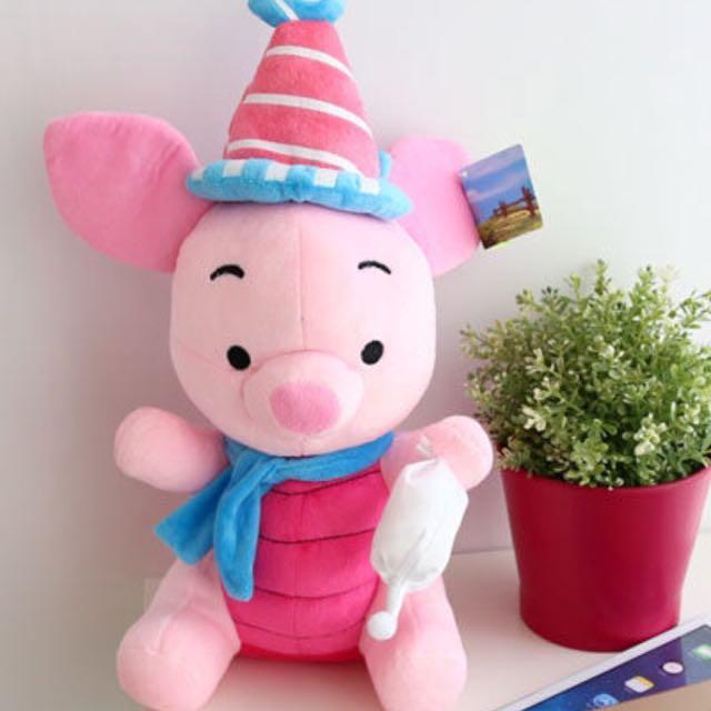 小熊維尼(小豬) 娃娃
