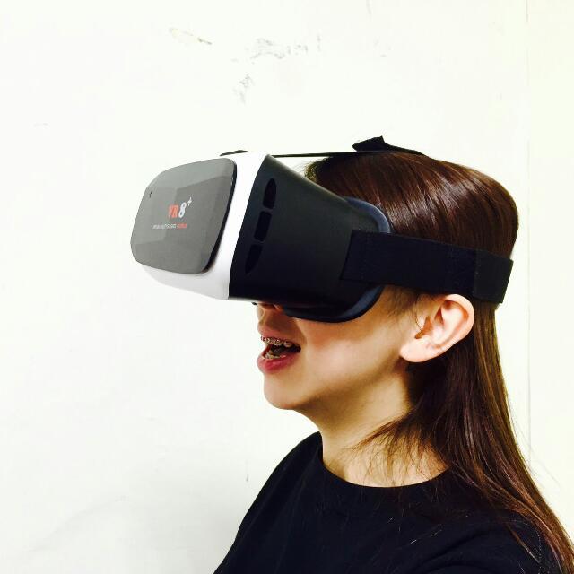 立體 VR 3D眼鏡