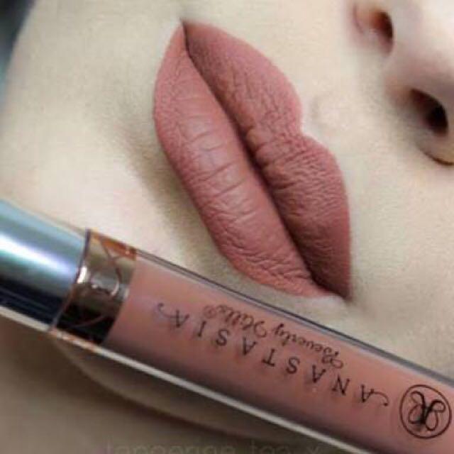 Anastasia Liquid Lipstick Ashton